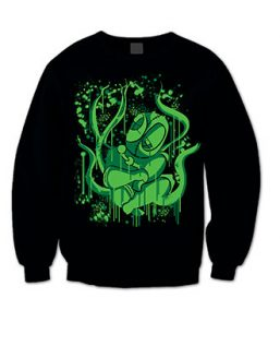 alien-O-jumper-black