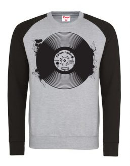 Record-Jumper(Baseball-GreyBlack)