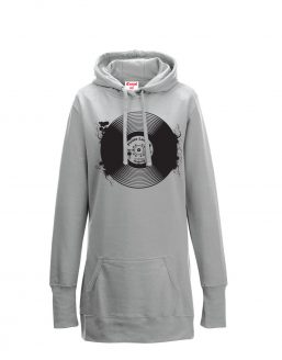 record long hoodie womens