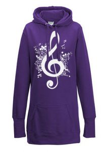 trible-clef-Purple casual ink