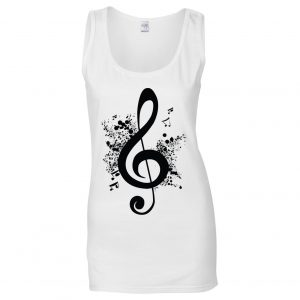 womens-vest-top-trible-clef-white