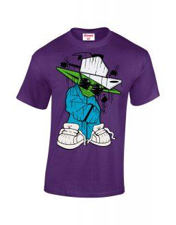 B-Boy Yoda Purple