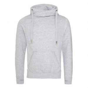 9 Lives Hoodie Grey