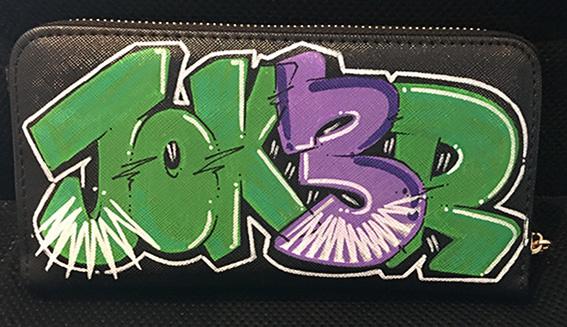 Joker purse